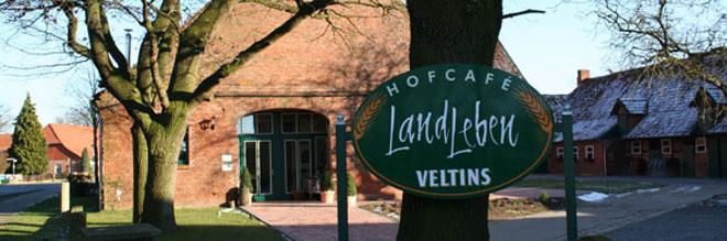 Das Hofcafé LandLeben in Norddrebber